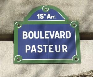 Boulevard Pasteur Paris 15e