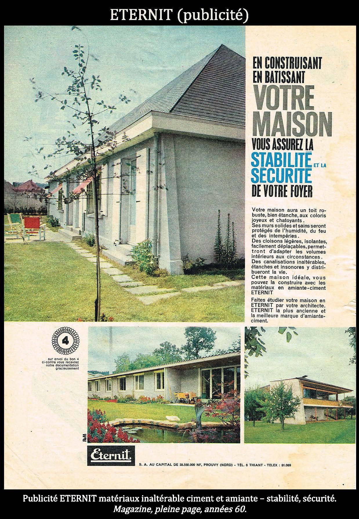 Amiante maison individuelle for Amiante maison ancienne
