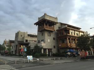 Nouveau chef-lieu de Wenchuan