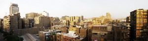cairo, downtown, panorama (Foto: art.efakt unter CC BY 2.0)