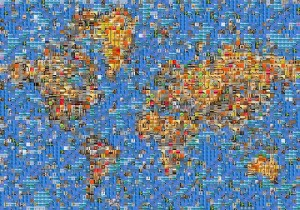 One World (Foto: Genista) unter CC BY-NC-SA 2.0