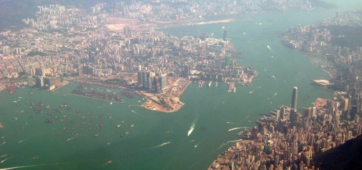 Kowloon and Hong Kong