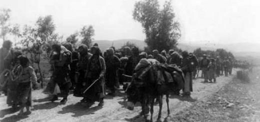 Armenian deportations in Erzurum. Pictures taken by Viktor Pietschmann (public domain).