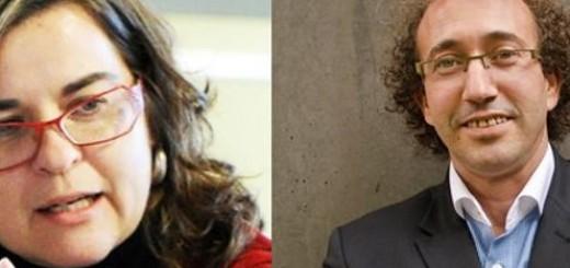 Friederike Pannewick und Rachid Ouaissa