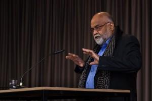 Arjun Appadurai. Photo: Forum Transregionale Studien under CC BY SA 4.0