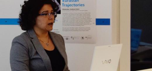 Nadine Abdalla. Photo: Forum Transregionale Studien