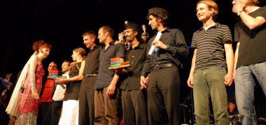 Remise du prix Creole 2007