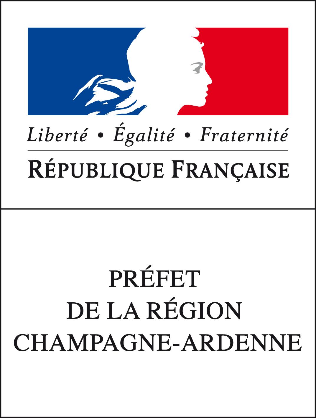 Préfecture de la région Champagne-Ardenne