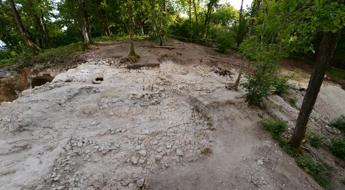 Conférence sur le Néolithique dans les marais de Saint-Gond par R. Martineau