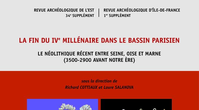 La sépulture collective du Néolithique récent de Congy, Les Hayettes (Marne)