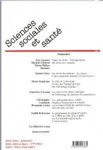 Volume 32, Numéro 1, mars 2014 : Consultez les résumés