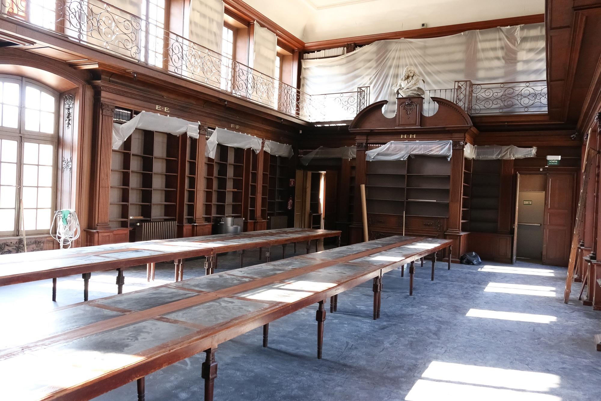 La salle Stanislas