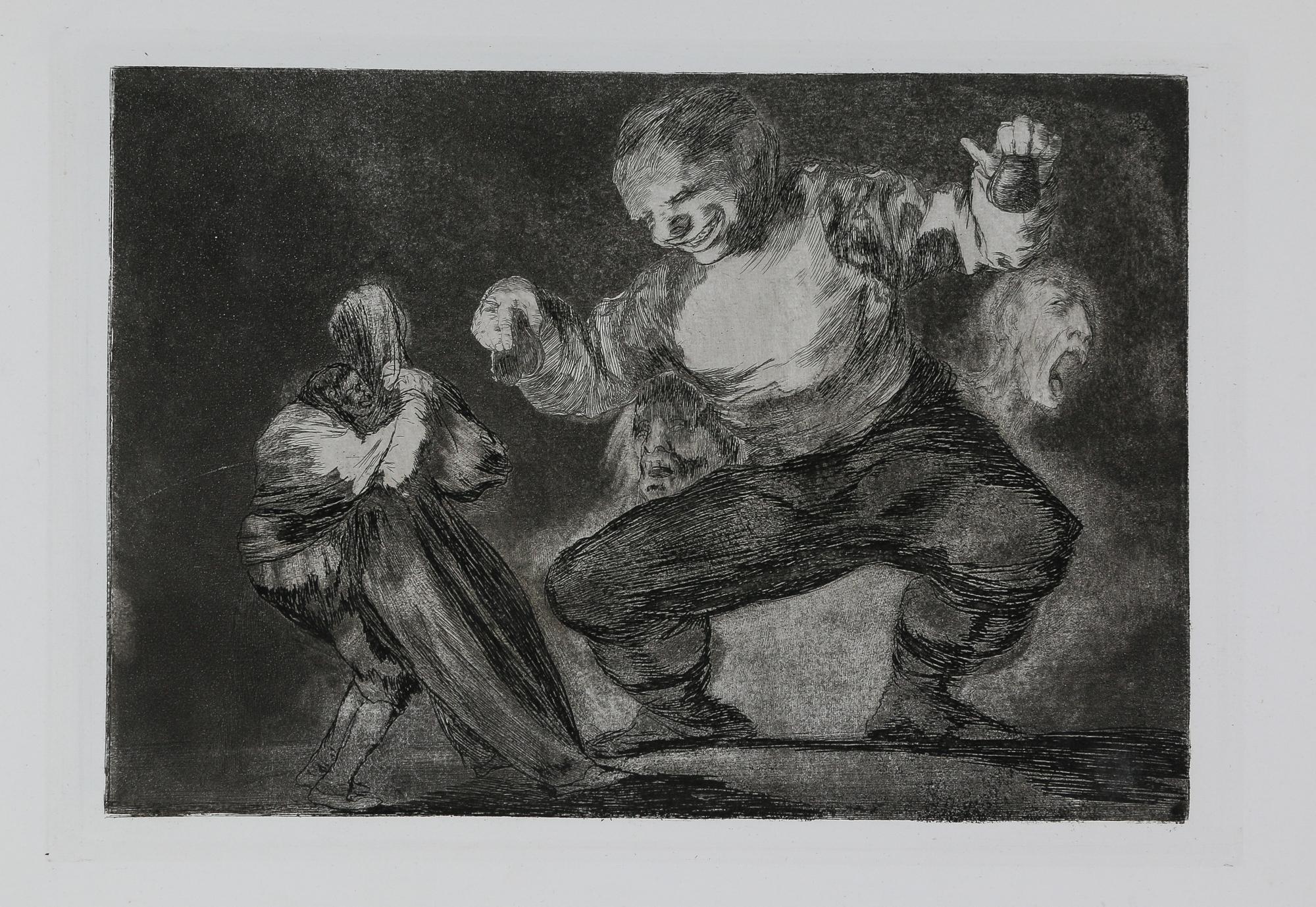 Los proverbios, Goya Cote Bmn : 699 038