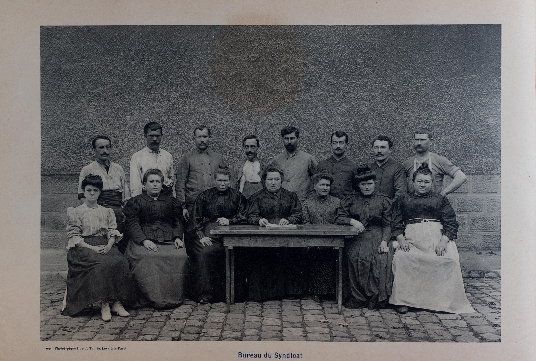 Bureau du syndicat