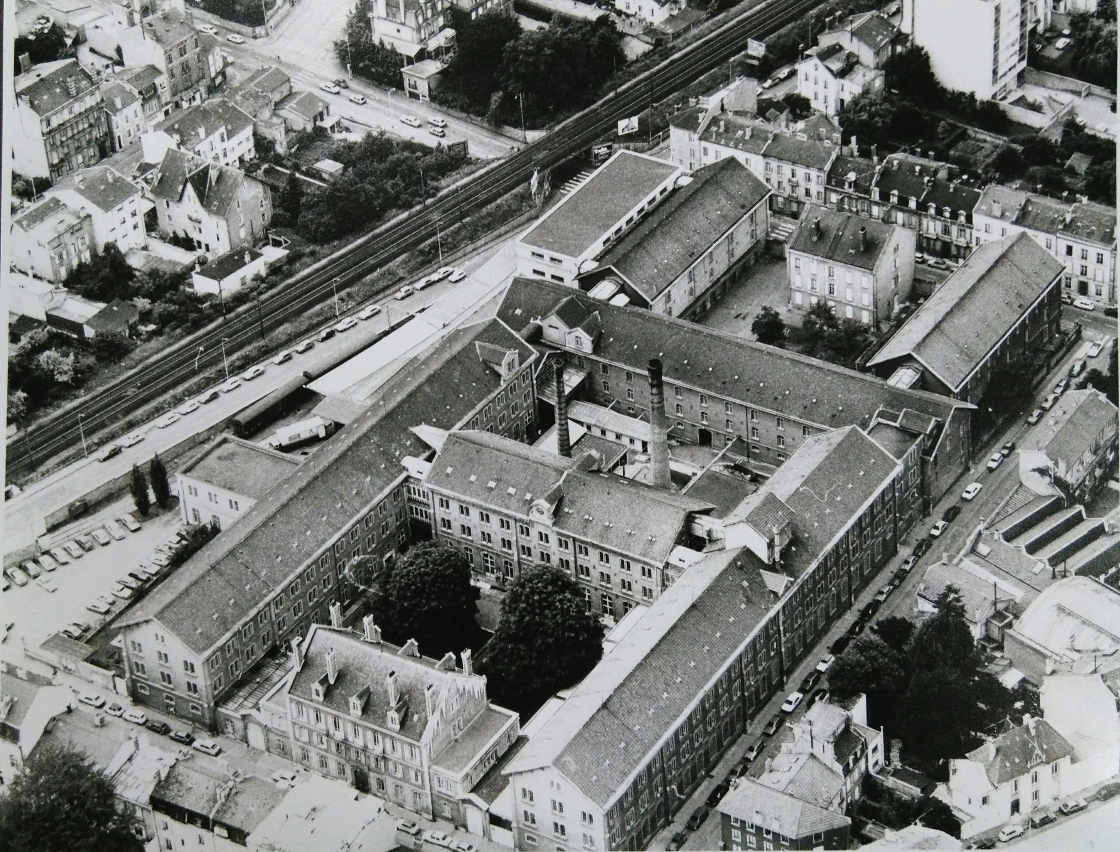 La Manufacture des tabacs de Nancy histoire d un lieu