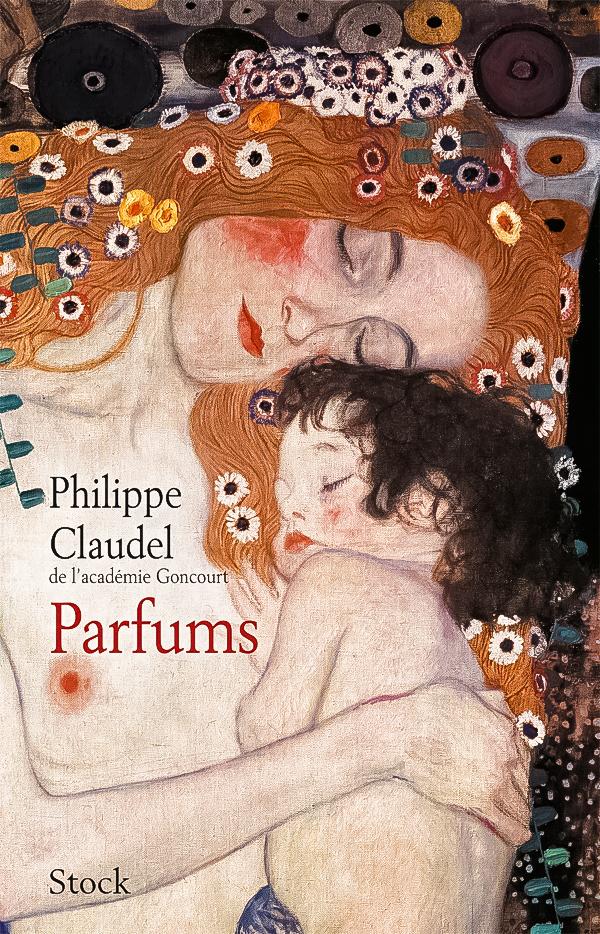 Couverture des Parfums de Philippe Claudel