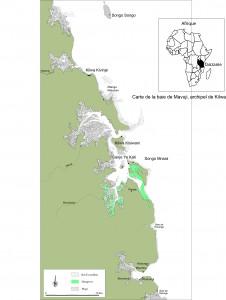 Kilwa Archipelago or Kilwa Bay