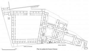 Husuni Kubwa Palace in Kilwa