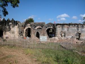 Great Mosque Kilwa Kisiwani