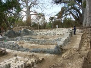 Sanje ya Kati Great Mosque conservation works