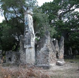 Tombs Kunduchi