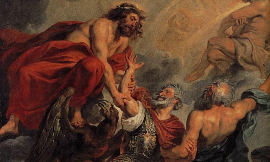 Rubens_Apothéose d'Henri IV