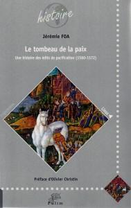 Foa, Le tombeau de la paix (couverture)