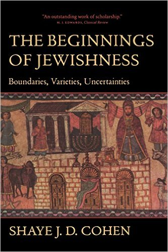 Cohen_Beginnings_Jewishness_Cover