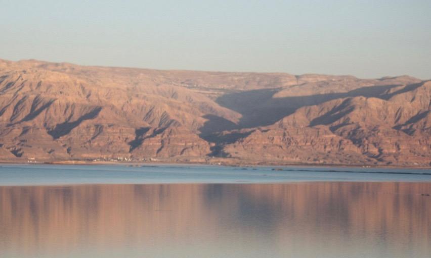 Mer morte (Israël), photo de nborun sur Flickr