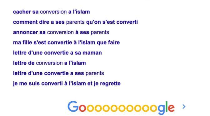 Enquête sur les conversions au «renouveau islamique»