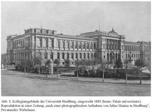 Palais universitaire