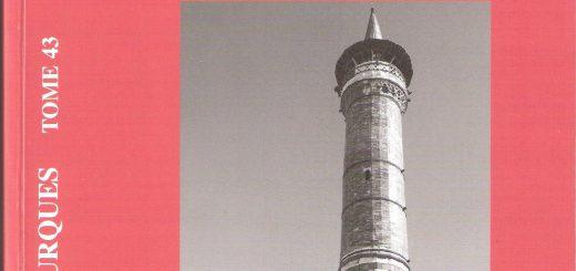 Page de couverture du volume 43 de la revue « Turcica »