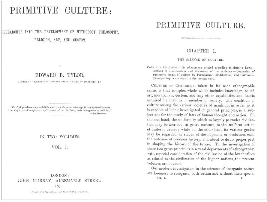 PrimitiveCulture