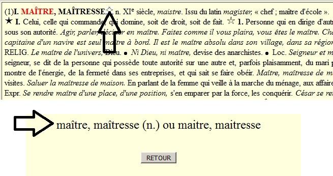 Maitre