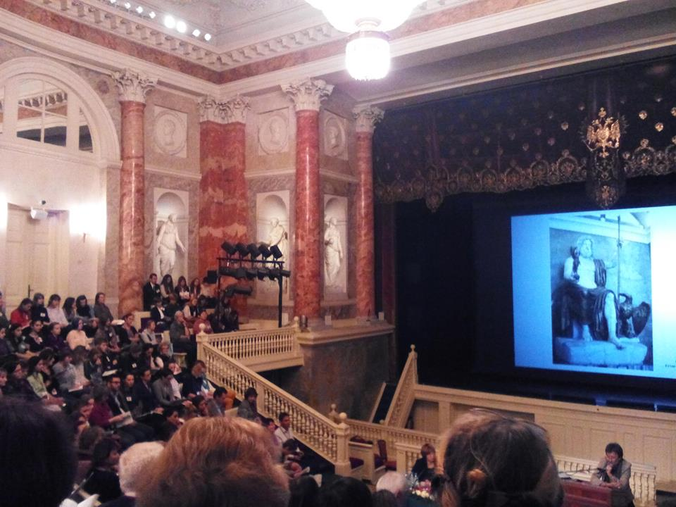 Actual Problems of Theory and History of Art_Conference_The Hermitage Theatre