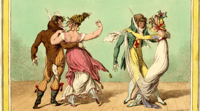 Séminaire de recherche 'Le genre de l'imagination et l'art de la danse'