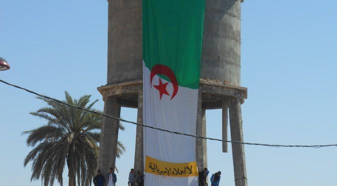 Les marges transnationales et locales de l'État algérien,  par Tarik Dahou
