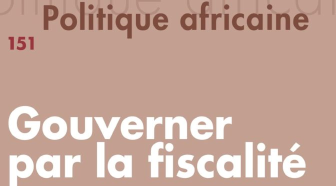 Impôts et pratiques fiscales : interroger la signification et les usages de la formalité