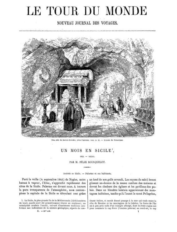 Le tour du monde nouveau journal des voyages biblioweb - Le journal du 11 metres ...