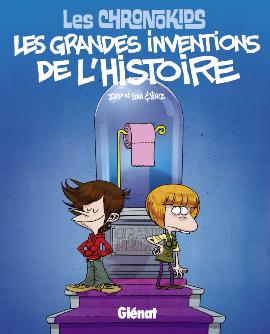 Chronokids-Inventions