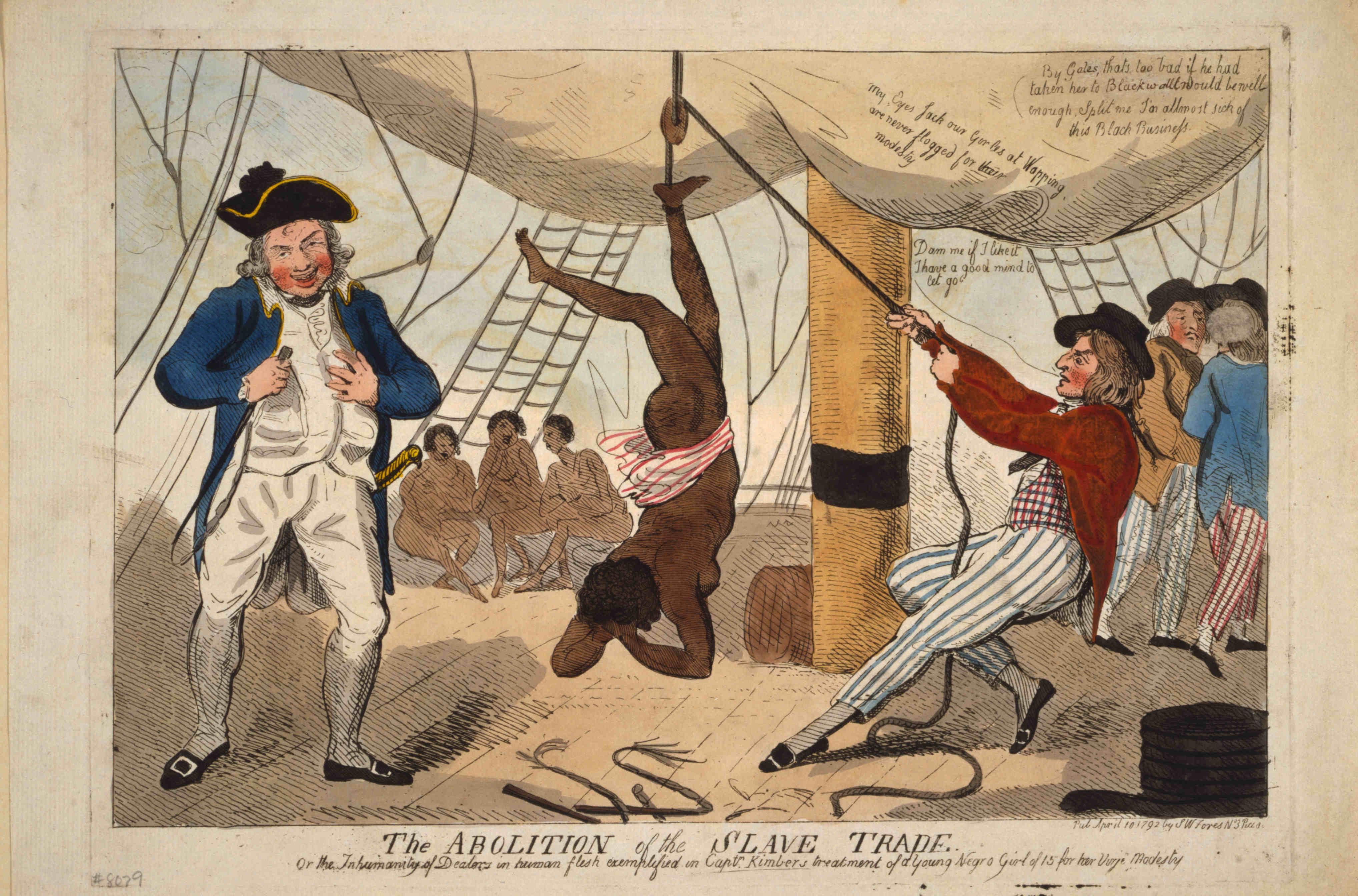 Ethics and slavery