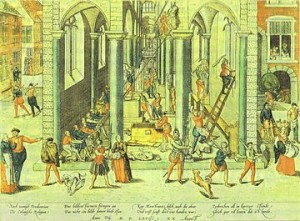 Destruction of Our Lady in Antwerp_BROWN