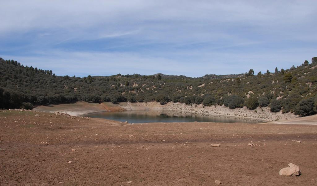 Le lac Iffer