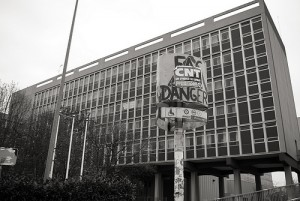 Campus de Nanterre (Copyright : Gongashan, via Flickr)