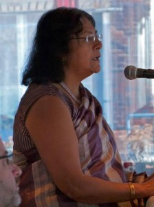 Sheila Jasanoff à Harvard, en 2011 (crédits : Harvard STS Photos, via Flickr)