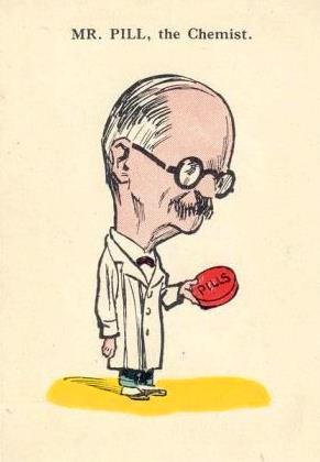 Dans la famille 'sciences & techniques', je demande M. le chimiste (crédits : Taffeta, via Flickr)