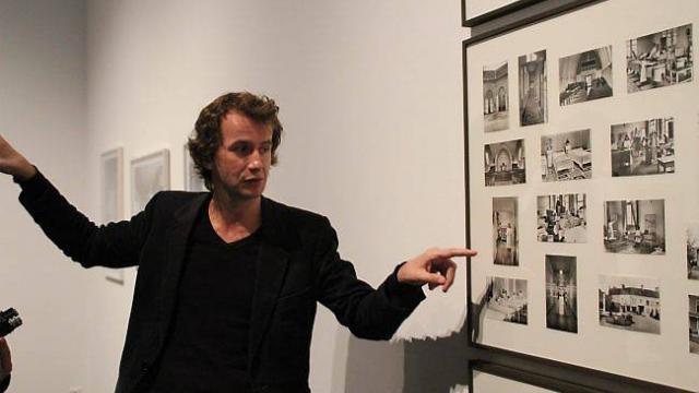 Philippe Artières (crédits :  Ouest France, 2013)