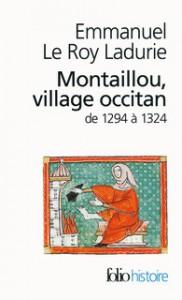 Emmanuel Leroy Ladurie, Montaillou, village occitan de 1294 à 1324, Paris, Gallimard, 1975,  réédition Folio en 2008