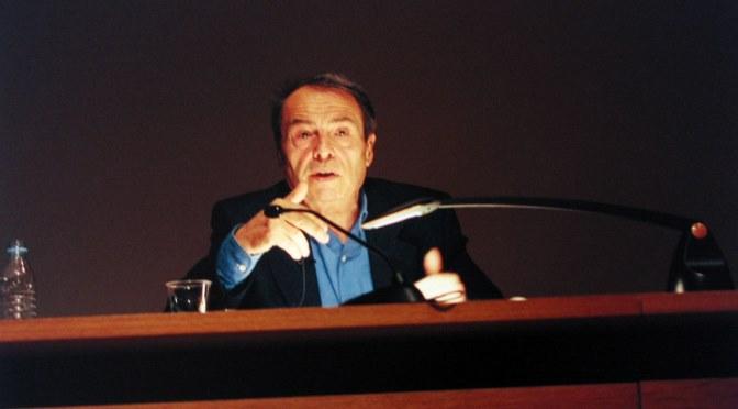 Le sociologue Bourdieu et l'historien Chartier, à voix nue