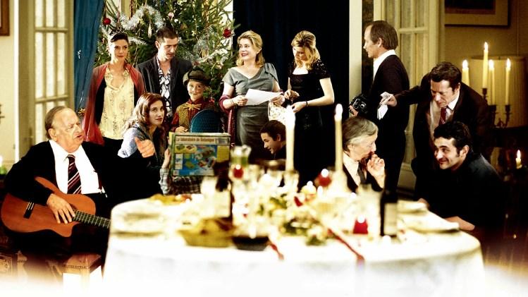 L'«épistémo» pour pacifier les disciplines qui se donnent des airs de famille.  «Un conte de Noël », par A. Desplechin (2008) (crédits : incine.fr)
